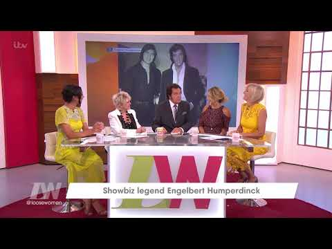 Engelbert Humperdinck on His Friendship With Elvis | Loose Women