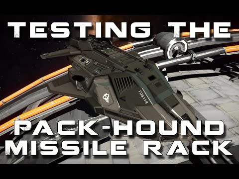 Testing the Packhound Missiles S4 EP32