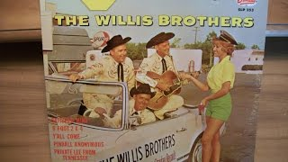 Willis Brothers, The ~ 1965 ~ [LP] Road Stop Juke Box ~ Starday EX/VG