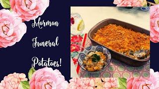 Mormon Funeral Potatoes