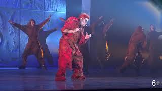 """16-21 октября 2019г. мюзикл """"Notre Dame de Paris"""" на французском языке в Кремле"""