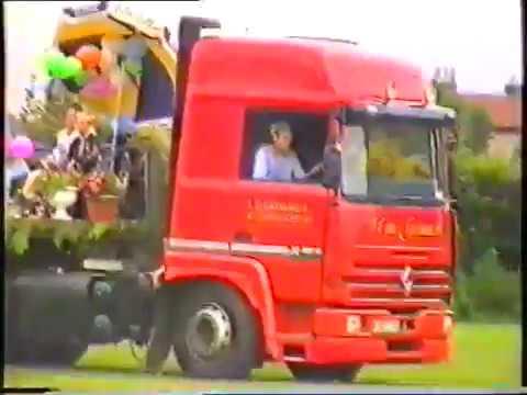 North Walsham Carnival - July 9th 1995
