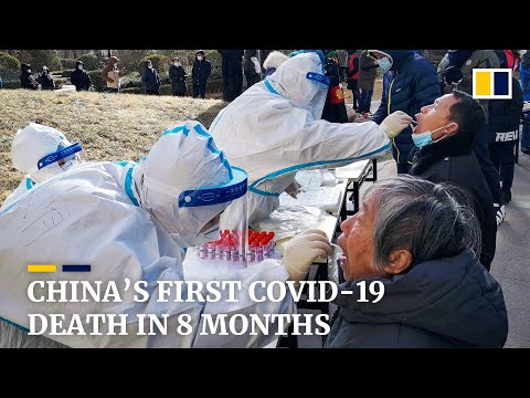 China Reports First Covid-19 Death In Eight Months; Quarantine Site Construction Underway In Hebei