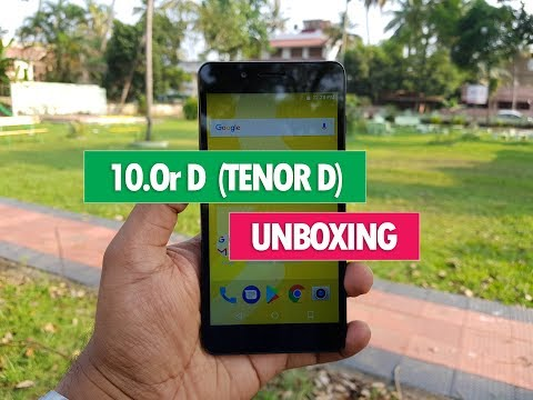 10.or D (2GB) Review Videos