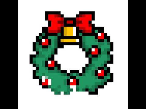 Pixel Art Noël Youtube