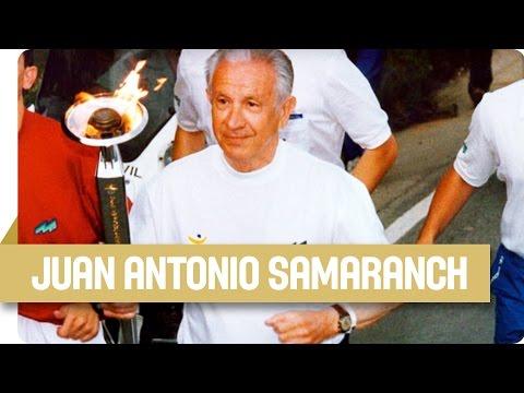 Juan Antonio Samaranch - FIBA Hall of Famer 2016 Class