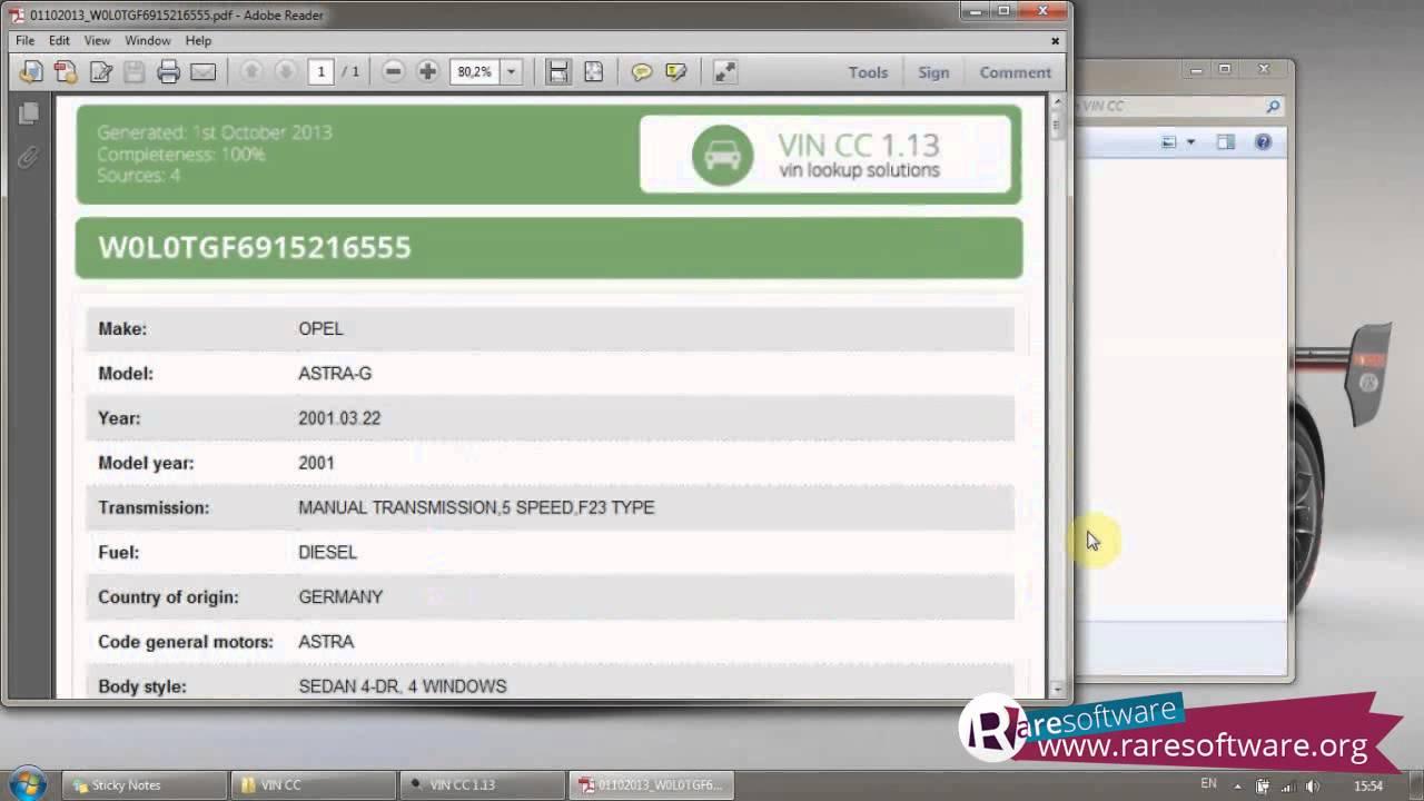 vin cc 1.1.3