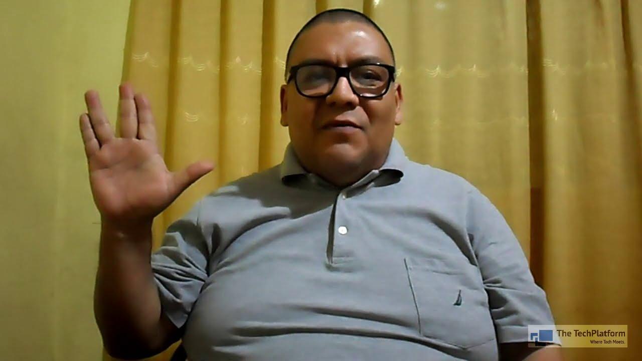 Watch Antonio Cueva speaking LIVE at the Talks Academy