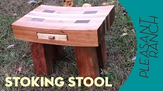 The Fire-stoking Stool, Or Milking Stool, Or... Beard-growing Stool!