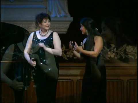 Tocs Trio Castañuelas Emma Maleras. Concierto Italiano 1ª parte de J.S