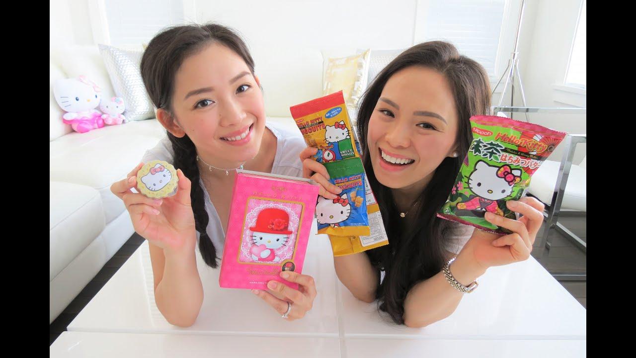 Asian girls kitty