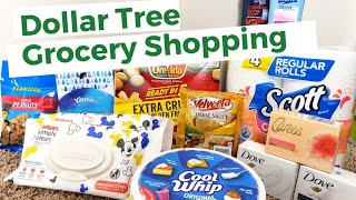dollar-tree-grocery-shopping-i-earned-a-gift-card-no-coupons-used
