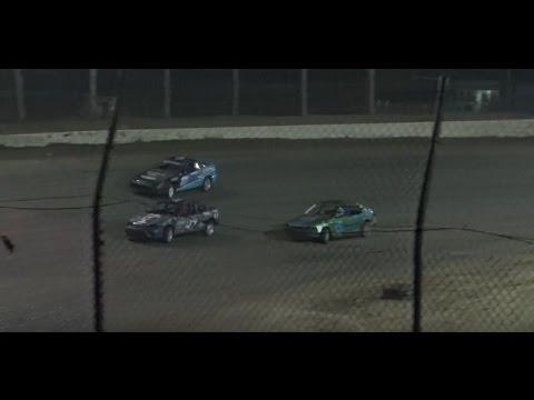 Moler Raceway Park | 8.14.15 | Ike Moler Memorial | Crazy Compact Feature