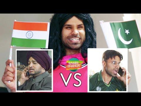 Pakistan vs India - Rahim Pardesi - ft Rupan Bal