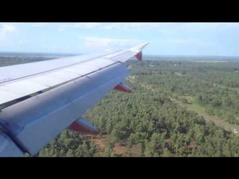 Landing Darwin 07.03.12 Jestar