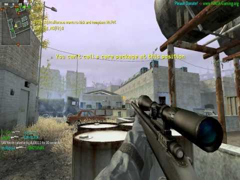 Cod4 sniping High Jump Server (64-19)