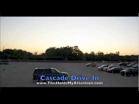 Cascade Drive In Theater, West Chicago, Il