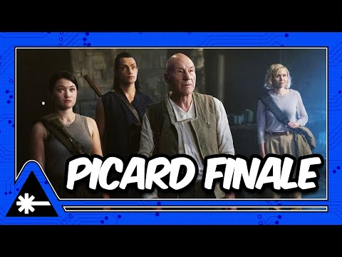 Star Trek: Picard Finale Explained (Nerdist News W/ Dan Casey)
