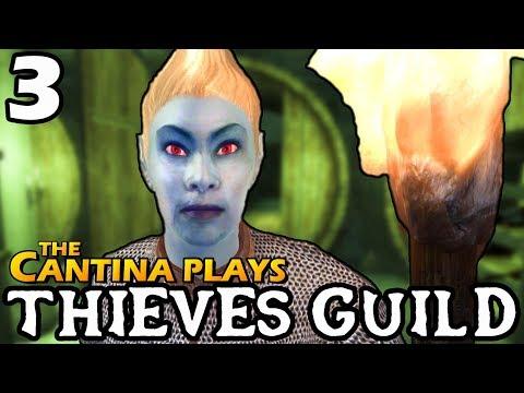 OBLIVION Thieves Guild (Ep 3) Secrets In Skingrad Castle