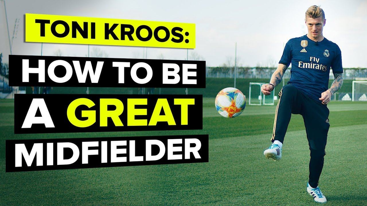 Download Toni Kroos teaches YOU how to be a GREAT midfielder
