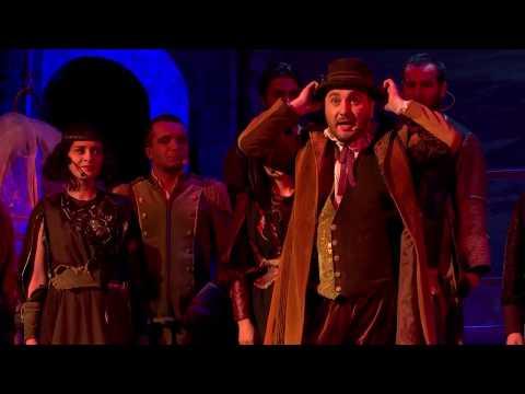 """Mindia Khitarishvili. Rock-Opera """"The Ballad of Tavparavneli"""""""