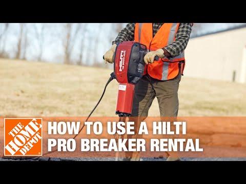 hilti-pro-breaker- -the-home-depot-rental