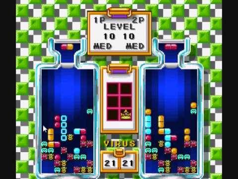 RaikouRider Vs. NintendoCapriSun On Dr. Mario Part 1