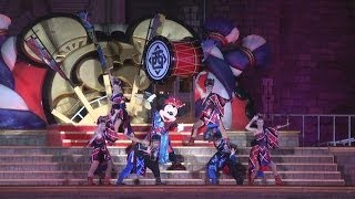"(最終日最終回)【TDL】 爽涼鼓舞""THE FINAL"" 2012/08/31 Tokyo Disneyland - Soryo Kobu ""THE FINAL"""