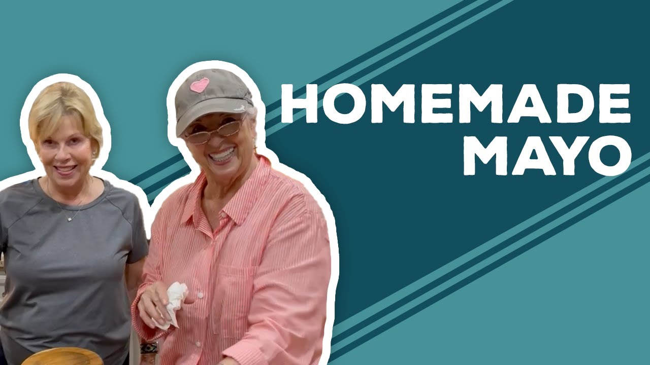 Love & Best Dishes: Homemade Mayonnaise Recipe