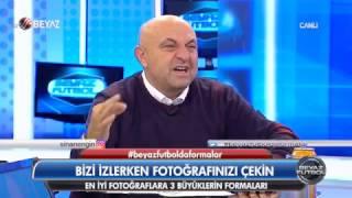 (..) Beyaz Futbol 22 Ekim 2016 Kısım 2/6 - Beyaz TV
