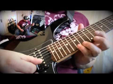 Warman Guitars - Deadly Sinners Metal