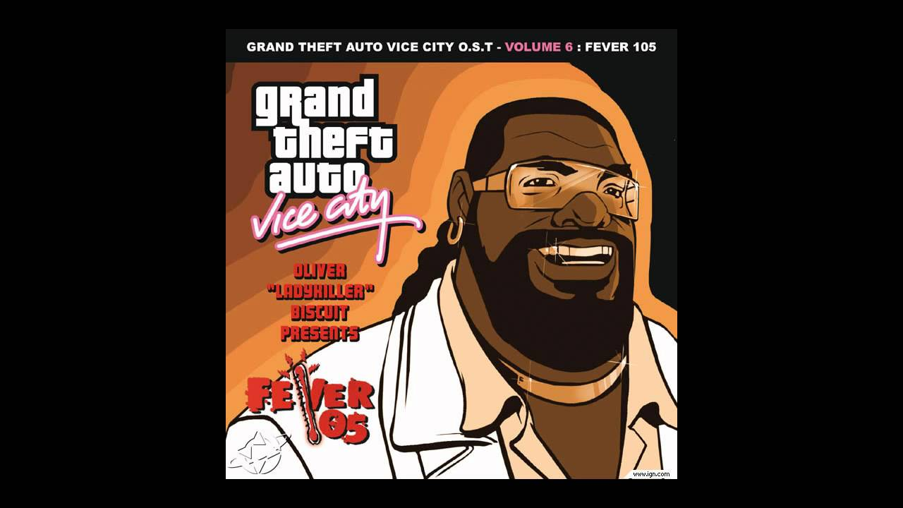 Fever 105 for GTA Vice City