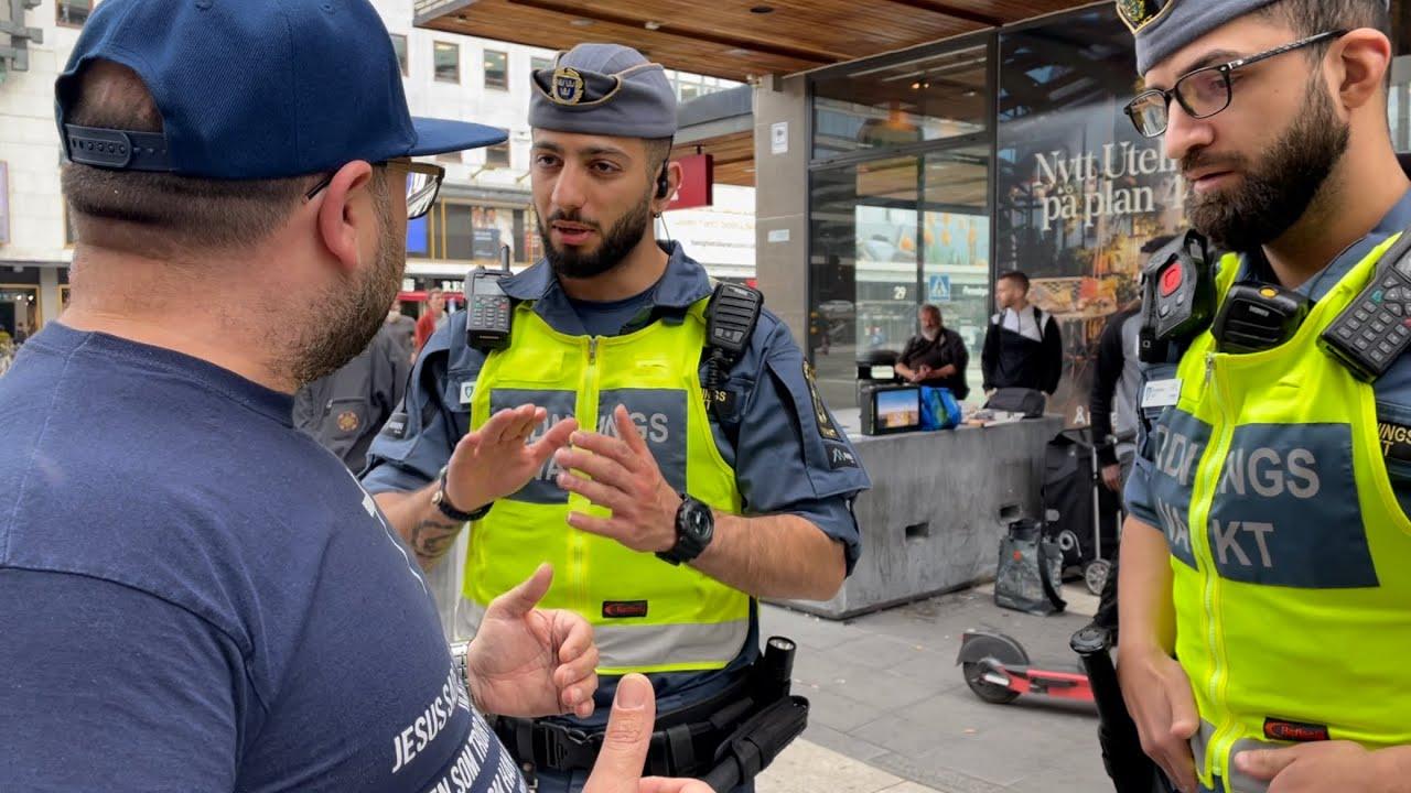 Download Guds Ande verkar mäktigt. Åhléns City (Stockholm) 2021-06-14