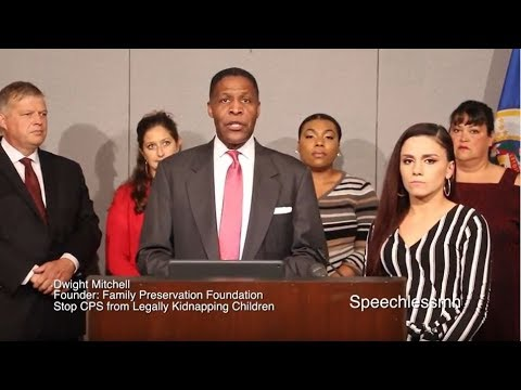 Family Preservation Foundation - Trial Win - Amanda Weber Press Conference  9 18 2018