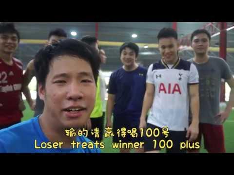 足球射点球挑战 Futsal Penalty Challenge