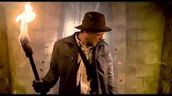 "Kinowerbespot Merkur Spielothek ""Indiana Jones"""