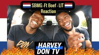 SBMG Ft Boef -  LIT @Raymanbeats Harvey Don TV
