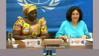 MONUSCO Chief on Elections in the Democratic Republic of the Congo- Security Council