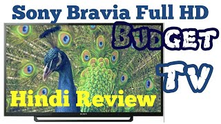 Sony 80 cm (32 inches) Bravia KLV-32R302E HD Ready LED TV Review In HIndi Sony Budget TV