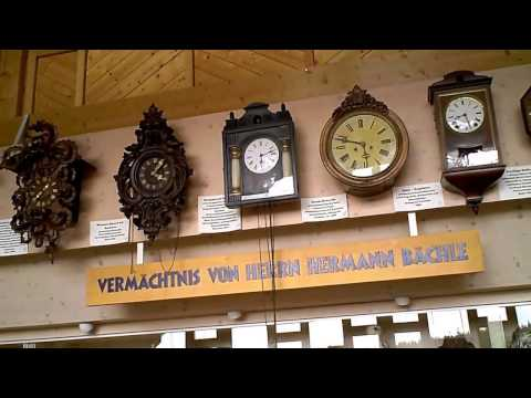 Eisenbach Antique Black Forest Clock Fair, Black Forest Clock Collection