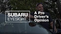 Updated: Subaru EyeSight | A Pro Driver's Opinion