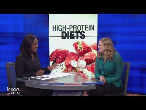 High protein diets