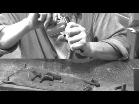 detail strip 1911 with John Travis/1911 Tuner