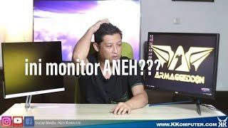 #127 monitor ciamik soro bisa Gsync 144hz MURAH POLLL Armaggeddon PIXXEL+