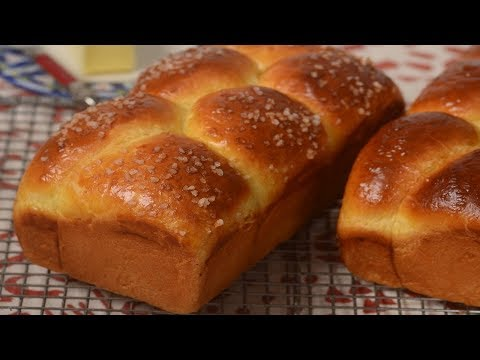 Brioche Recipe Demonstration - Joyofbaking.com