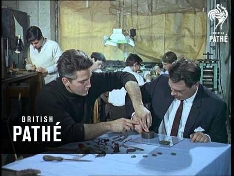 Goldfinger Designer (1965)