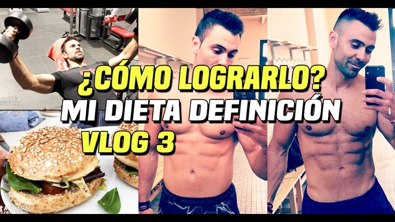 dieta definicion 2500 kcal