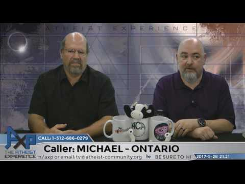 Debating Mother About Morality of New Testament | Michael - Ontario | Atheist Experience 21.21