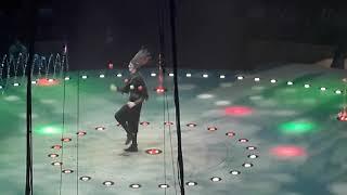 Цирковое шоу «Волшебные Фонтаны»,13 месяцев. Часть 3