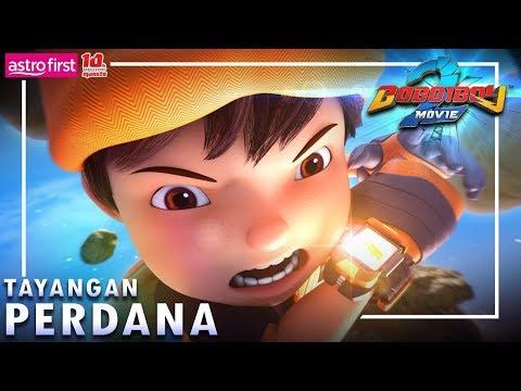 10 Minit pertama BoBoiBoy Movie 2 ( Kini Di Astro First, CH480 )